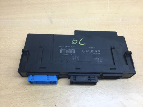 Genuine Used BMW Body Control Module E90 E91 3 Series 9229875