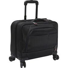 Samsonite Xenon 2 Spinner Mobile Office - PFT - Black Wheeled Business Case NEW