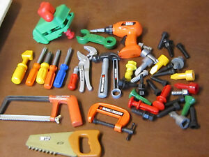 Lot Kids Play Tools Black Amp Decker More Ebay