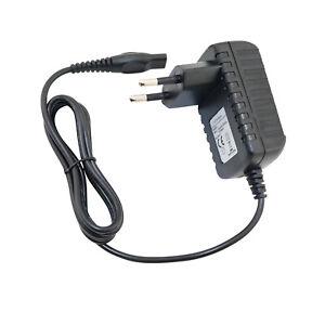 PHILIPS S5270 Shaver Rasoio Cavo Di Alimentazione Caricatore UK Plug