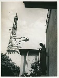 AgréAble Paris 1937 - Exposition Universelle Pavillons Hongrie Et U.r.s.s - Div 11499 Haute Qualité