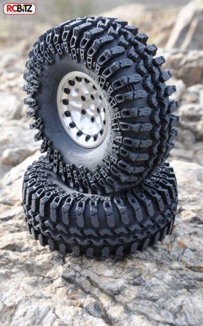 """Interco Irok 1.9"""" Neumáticos (2) RC4WD con huella espumas de Z-T0054 de Ancho Suave TRX4"""