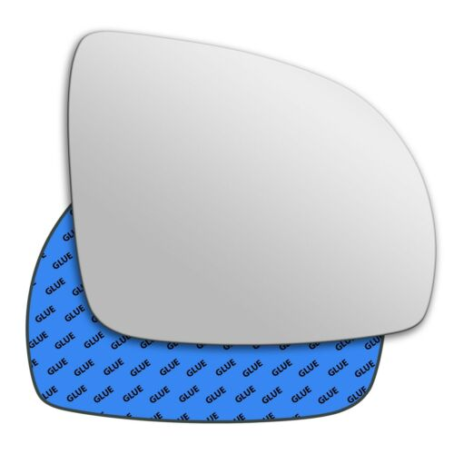 Right Hand Driver Side Mirror Glass for Kia Picanto 2007-2011 0822RS