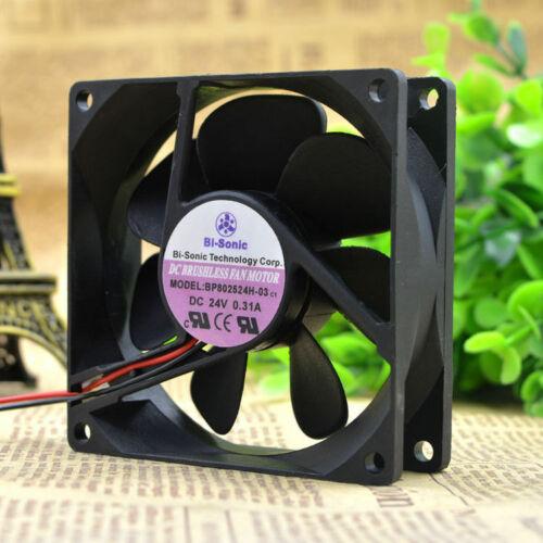 PTQ Bi-sonic BP802524H-03 DC24V 0.31A The inverter fan  free shipping