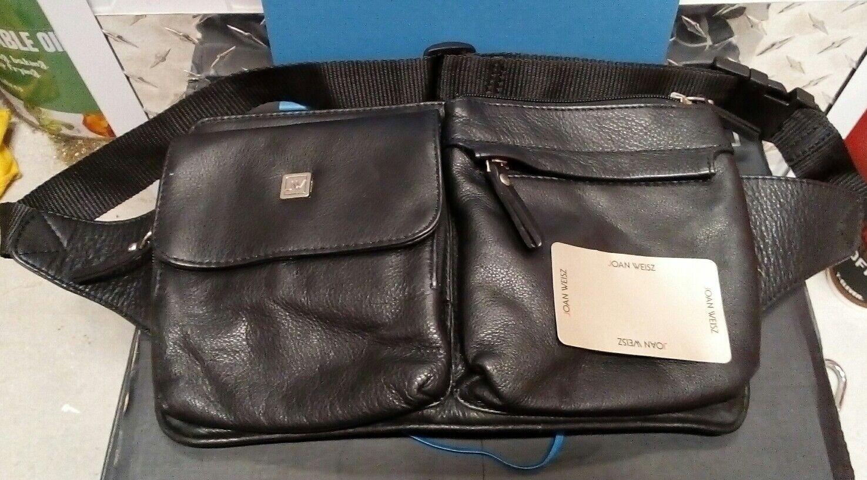 Joan Weisz genuine  leather waist purse  we supply the best