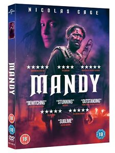 Mandy-DVD