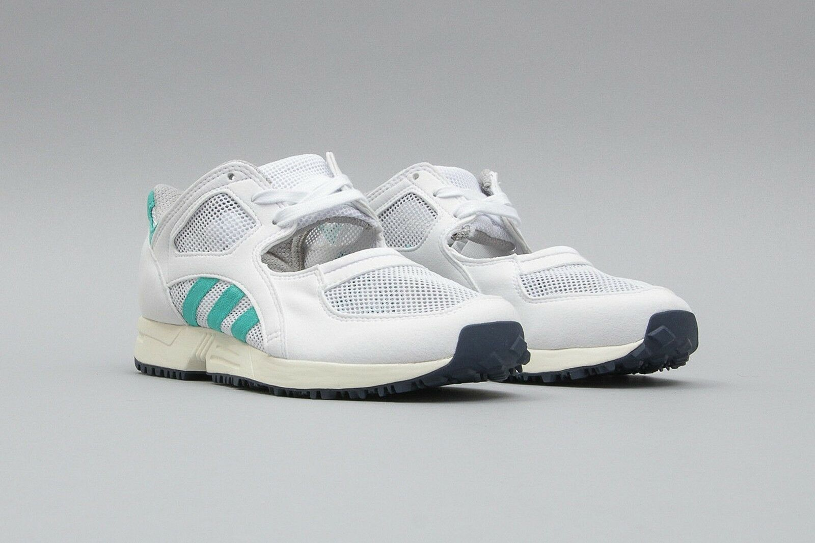 ADIDAS ORIGINALS EQT WOMENS JUNIOR GIRLS RUNNING TRAINERS UK SIZE 5  WHITE MINT