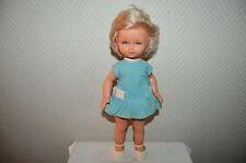 POUPEE BELLA D 130 ANNEE  1965  POUPON SGDG FRANCE  + TENUE D ORIGINE