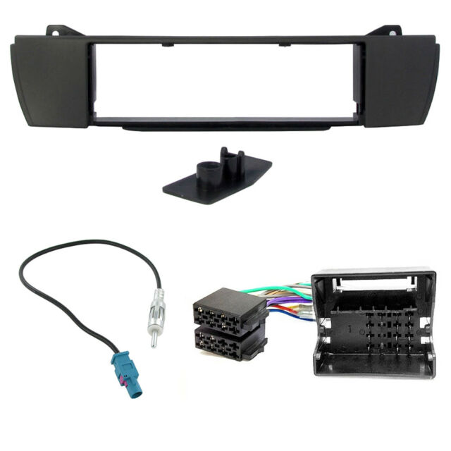 e85 car stereo wiring wiring diagram load bmw z4 e85 e86 single din car fascia panel iso wiring adaptor e85 car stereo wiring