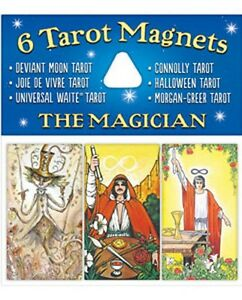 Details about NEW 6 Tarot Magnets The Magician