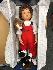 Pamela Erff Vinyl Puppe 80 cm. Limitierte Auflage. Top Zustand