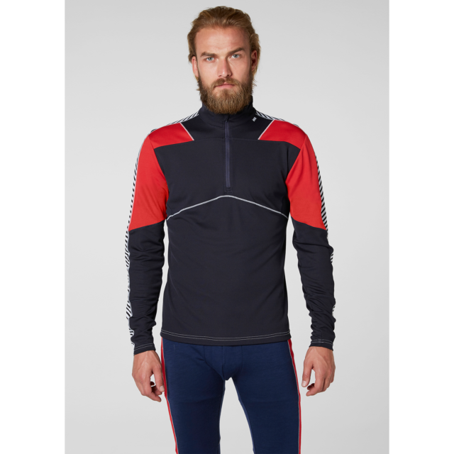 Helly Hansen Mens HH Active Flow 1//2 Zip Top