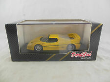 Detail Cars Art 391 1995 Ferrari F50 Coupe in Yellow scale 1:43 (Corgi)