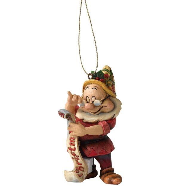 Enesco Disney Christmas MICKEY MOUSE Hanging Ornament Jim Shore Figur A28239