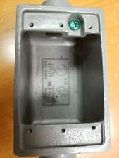 Killark Fdc 3 Device Box New