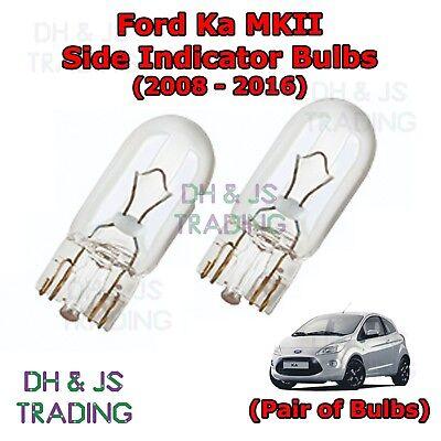 2x Ford Street KA Genuine Osram Ultra Life Rear Fog Light Bulbs