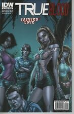 True Blood Tainted Love #5 cover A comic book HBO TV show series Sookie Bill