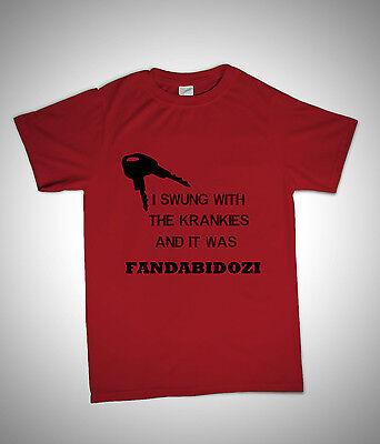 Retro Classic 80/'s British TV tee NEW Krankies inspired Fandabbydozie T shirt