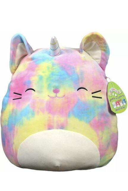 Squishmallow Rainbow Caticorn 16 inch