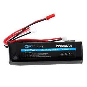Hot-Power-11-1v-2200mah-20C-Lithium-Battery-Li-Polymer-Rechargeable-Battery-og