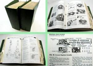 Clark-EC-UT-IT-YC-CY-TW-EM-Fork-Lift-Overhaul-Instuctions-Werkstatthandbuch