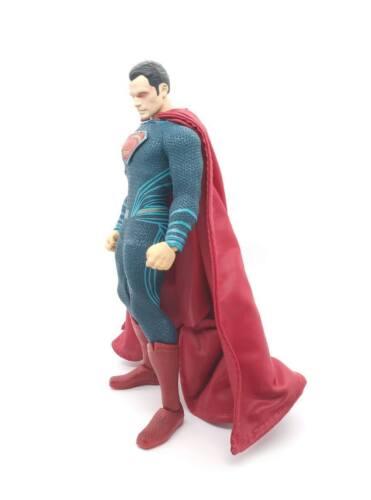 No figure Red Wired Cape for Mezco One:12 BvS Superman SU-C-MZS