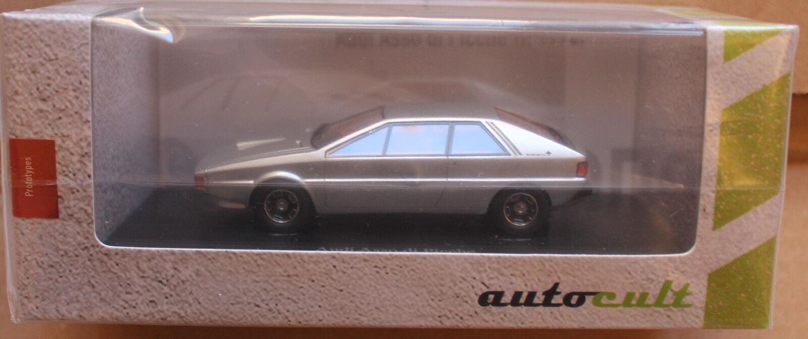 Autocult 1 43  06011-Audi-Association-di - Picche de 1973