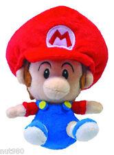SUPER MARIO BROS. BABY MARIO PELUCHE - Plush Boo Daisy Jr. Bowser Toad