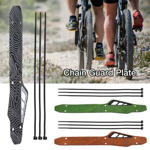 MTB Bike Cycling Chain Guard Protector Bicycle Frame Chains Guard Plate 1PC