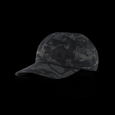 NEW TAD Field Cap BLACK Gear Triple Aught Design Hat Ball Helmet PDW Era