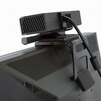 TV Clip Mount Stand Holder Bracket For Microsoft Xbox ONE Kinect Sensor #A