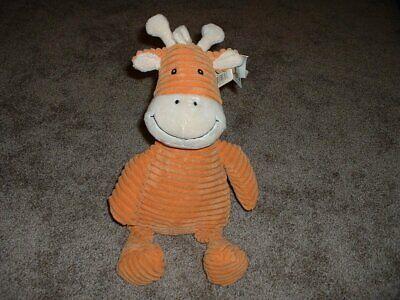 Teddy Bear Stuffed Toy, Unipak Designs Corp Orange Plush Corduroy Kordy Giraffe Stuffed Animal 21 Nwt Ebay