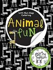 Lift-The-Flap Coloring Animal Fun by Thomas Nelson (Paperback / softback, 2014)