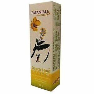 Details about 2x Ramdev Divya Crack Heal Cream 50g [ patanjali herbal ]  Fast ship IU