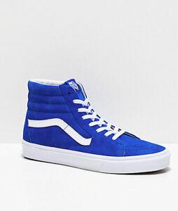 vans chaussures femme bleu