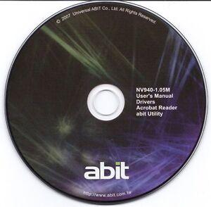 Download Driver: ABIT KN9-SLI/KN9-S/KN9-Ultra