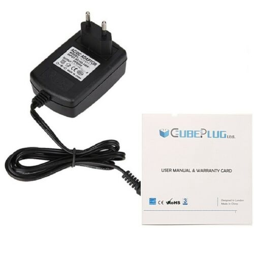 Replacement Power Supply for 5V 2.0A 2A 2000mA AK02G-0500200B HDMI Splitter EU