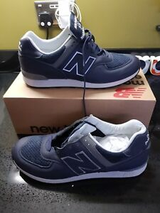 In Brand M576gbb New Balance Mens Box Trainers 7 Size Uk m8nvNy0wO
