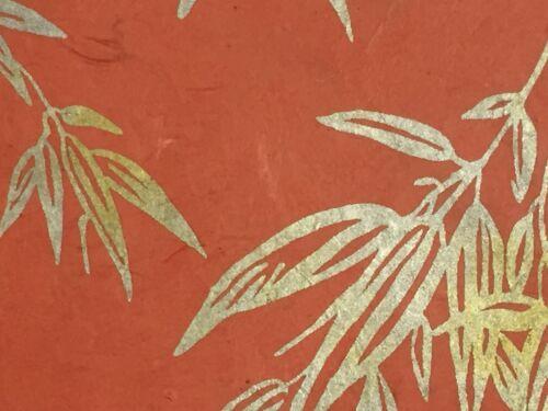 Handmade Lokta Paper Sheets Gift Wrapping Scrapbooking Paper Nepal Fair Trade