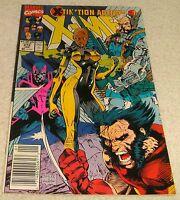 MARVEL COMICS UNCANNY X- MEN VOL 1 # 272 VF-