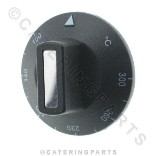 300 Centigrado Dualit Grill Griglia Termostato Manopola di controllo 50mm 0-100