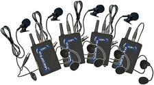 Vocopro UBP-3 UHF Wireless Bodypack Microphone Set For UHF-5800/5805 / UHF-8800