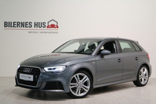 Audi A3 35 TFSi Sport Limited SB S-tr. billede 0