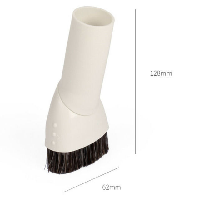 2-Pack Makita 198548-5 Ivory Round Brush Attachment for XLC02 Replaces A-37471