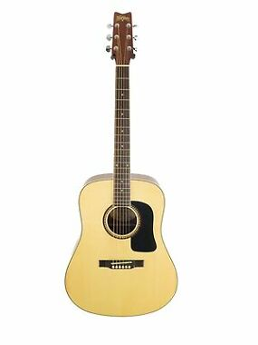Washburn Solid Top Dreadnought Acoustic Guitar