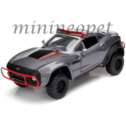JADA 98297 FAST AND FURIOUS 8 LETTY'S RALLY FIGHTER 1/24 DIECAST GREY