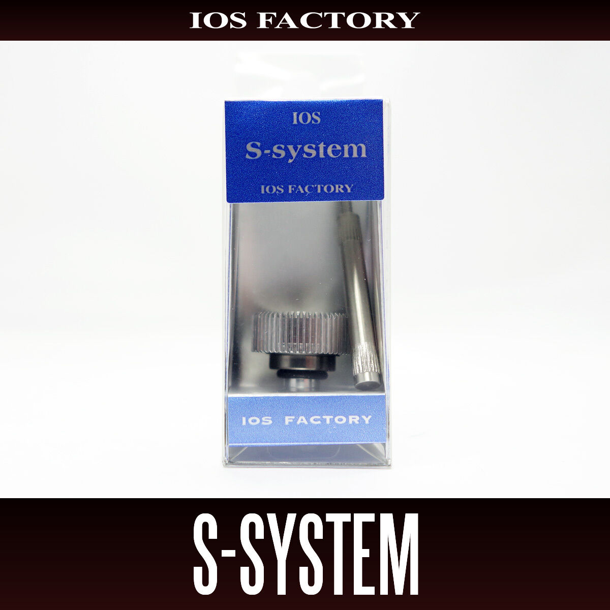 IOS Factory S-system for Shimano