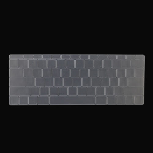 """Silicone Laptop Keyboard Cover Skin 2016 For Macbook Pro 13//15/"""" With Touch Bar"""