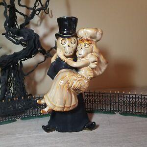 Boney Bunch Bride & Groom Yankee Candle Couple Halloween ...