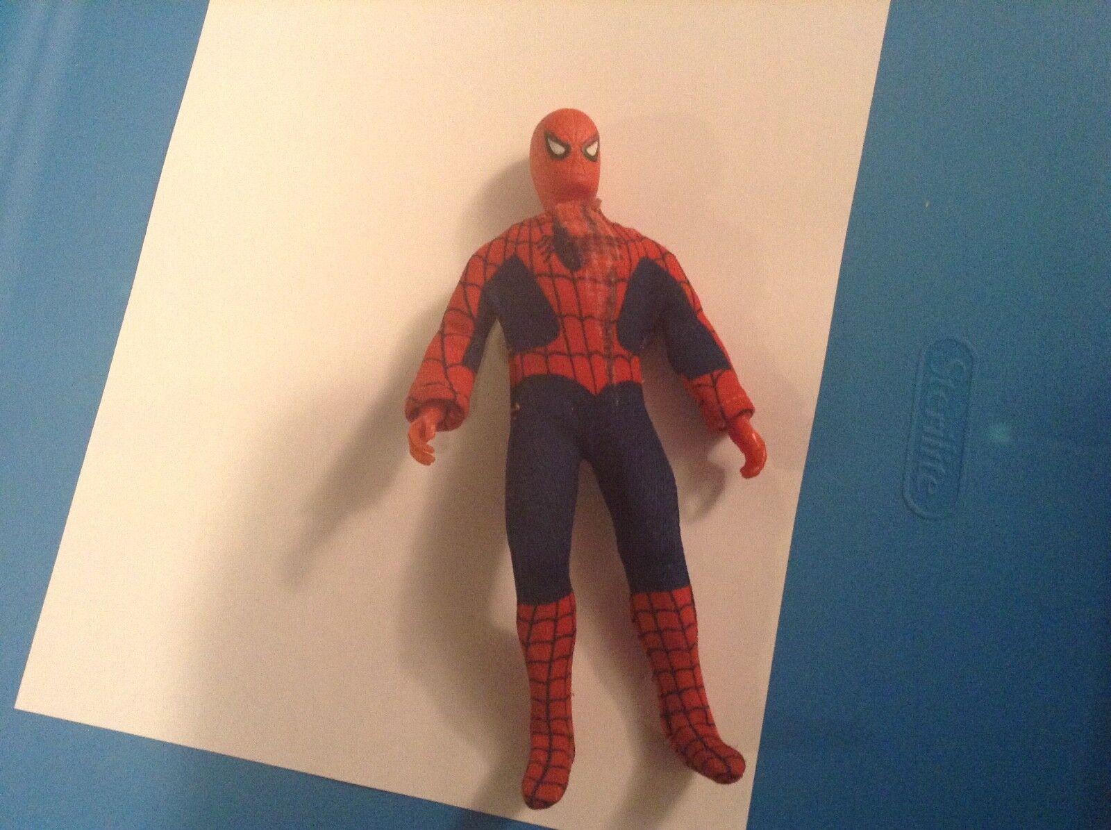 Jahrgang 1974 mego spider - man komplette roten torso.